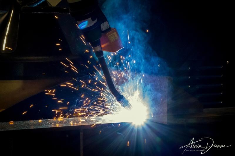 Photographie industrielle - Alain Dionne Photographe