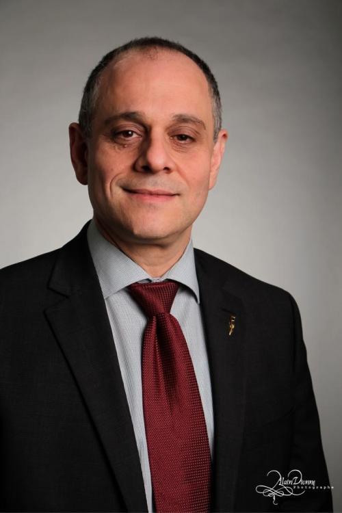Portrait d'affaires - Alain Dionne Photographe